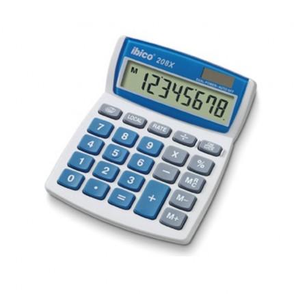 калкулатор ibico 208X