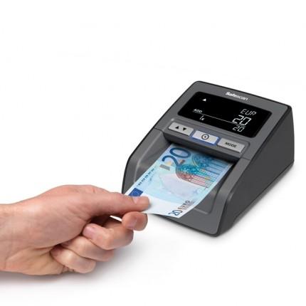 Детектор за фалшиви банкноти Safescan 155-S черен