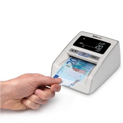 Детектор за фалшиви банкноти Safescan 155-S бял