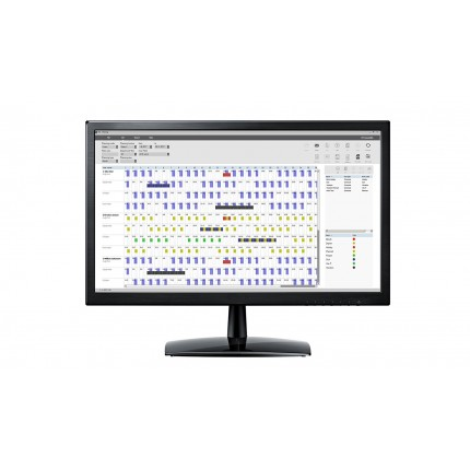 Софтуер за компютър TimeMoto Plus