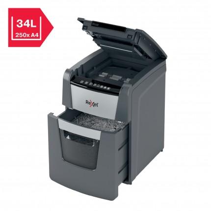 автоматичен шредер Rexel Optimum Auto+ 100X
