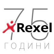 75 години Rexel